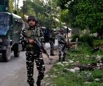 Two Hizbul militants killed in J&K gunfight