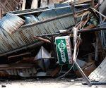 JAPAN KUMAMOTO EARTHQUAKE AFTERMATH