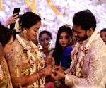 Kumaraswamy's son Nikhil gets engaged to Revathi