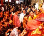 Durga Puja celeberations - 'Kumari Puja