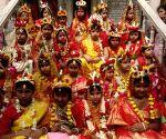 Ram Navami - Kumari Puja