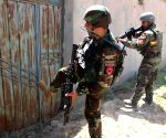 AFGHANISTAN KUNDUZ MILITARY OPERATION RESUMPTION