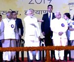 Modi lays foundation stones of projects in Haryana