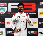 Kush Maini claims 2nd win of 2020 in British F3