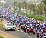 KUWAIT KUWAIT CITY WALKATHON