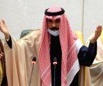 Kuwait forms new govt