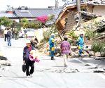 Kyushu (Japan): 15 killed in Japan quake