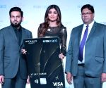 Shilpa Shetty Kundra launches Etihad Guest SBI Card
