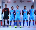 Launch of the Indian National Football Team's new jersey