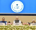 Amit Shah at 14th Annual Convention of CIC