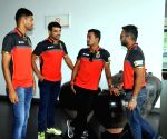 RCB's press conference
