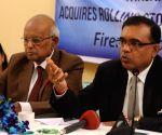 Titagarh Wagons' press conference