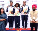 Swimmer Kalyani wins her 50th medal at national level