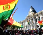La Paz: 189th anniversary of Bolivia's Independence Day