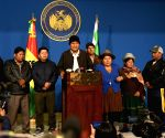Bolivia's Morales flies to Mexico to seek asylum