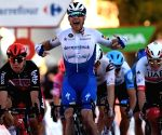 La Vuelta: Sam Bennett loses stage win to Pascal Ackermann