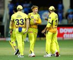 Gaikwad bats through as CSK beat RCB by eight wickets