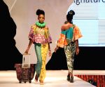 NIGERIA-LAGOS-AFRICA FASHION WEEK