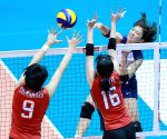 PHILIPPINES-LAGUNA PROVINCE-VOLLEYBALL-ASIAN WOMEN'S VOLLEYBALL-SECOND ROUND