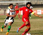 PAKISTAN LAHORE AFGHANISTAN SOCCER FRIENDLY MATCH