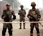 PAKISTAN LAHORE EXECUTIONS JAIL SECURITY