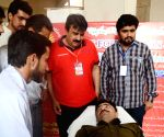 PAKISTAN-LAHORE-WORLD BLOOD DONOR DAY