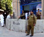 PAKISTAN LAHORE EID AL FITR SECURITY