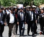 PAKISTAN LAHORE LAWYER PROTEST