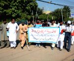 PAKISTAN-LAHORE-WHITE CANE SAFETY DAY