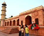 PAKISTAN-LAHORE-WORLD TOURISM DAY