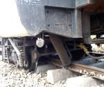 Train derails in Maharashtra, no casualty