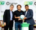 "BKT signs on as ""Official Global Partner"" of LaLiga"