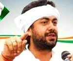 Lalitesh Pati of Kamala Pati ripathi's family quits Congress