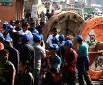 NEPAL LALITPUR WHEEL RATO MACHHENDRANATH CHARIOT
