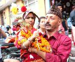 NEPAL LALITPUR NARSINGH FESTIVAL