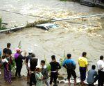 NEPAL LALITPUR TORRENTIAL RAIN