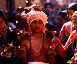 NEPAL-LALITPUR-MADHAV NARAYAN FESTIVAL
