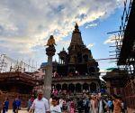 NEPAL-LALITPUR-KRISHNA JANMASTHAMI FESTIVAL