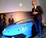 Lamborghini Huracan LP 610-4 Spyder- launch