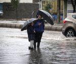 IRAN LANGARUD HEAVY RAIN