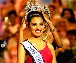 Lara Dutta celebrates 20 years of Miss Universe title win