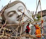Largest lying Buddha of India to be set up at Bodhi Gaya