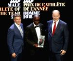 Monaco larvotto 2018 Iaaf Athletics Awards
