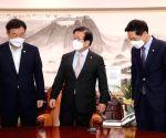 Plenary vote on S.Korea media bill again postponed