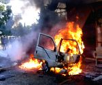 SYRIA LATAKIA CAR BOMB