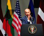 Biden leads Democratic presidential race in new poll