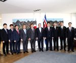 SWITZERLAND LAUSANNE IOC DPRK SOUTH KOREA DISCUSSION