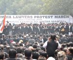 Lawyers' demonstration