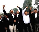 Patna High Court lawyer shot dead, lawyers protest