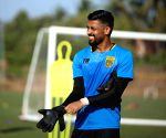 Free Photo: Laxmikant Kattimani extends stay at Hyderabad FC